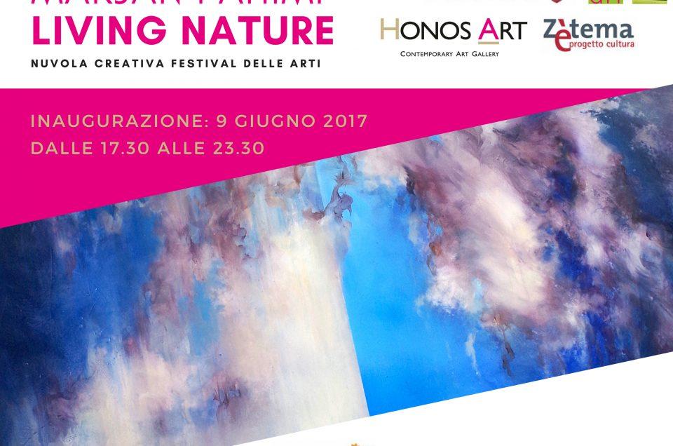 LIVING NATURE – Nuvola Creativa Festival delle Arti