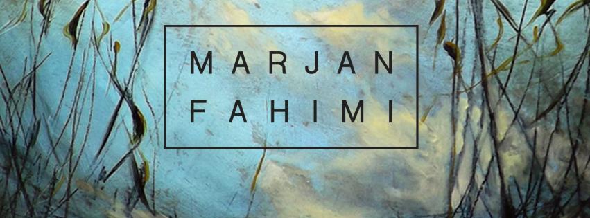Marjan Fahimi _ OPEN STUDIO
